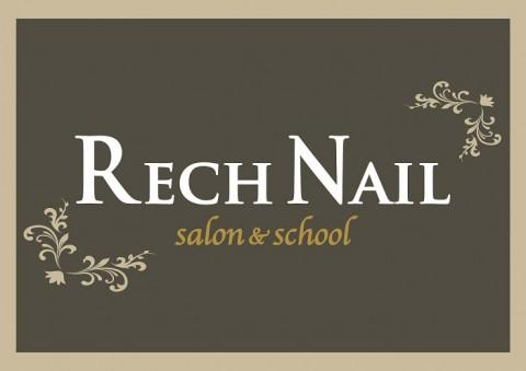 Rech Nail SIGN PLATE 2014.1.8-01B
